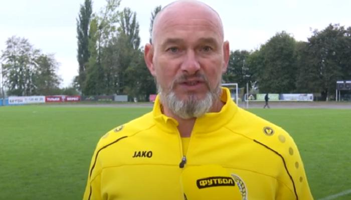 В.о. тренера тернопільської Ниви Білан керуватиме командою до зими