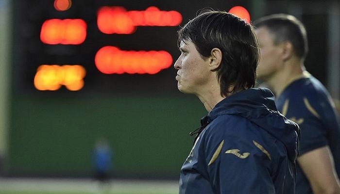 Женская сборная Украины минимально обыграла Ирландию в отборе на Евро-2022