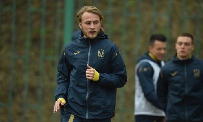 Безус: «Надеюсь, что на Евро болельщики увидят такую сборную Украины, которую они видели и в отборе»