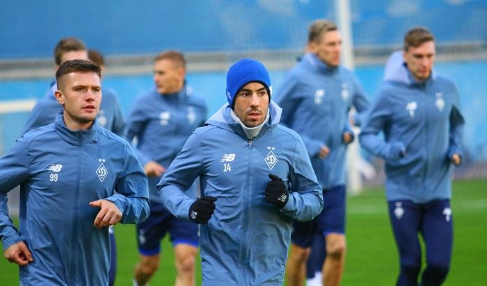 Динамо – Ювентус: як біло-сині до старту в групі Ліги чемпіонів готувалися