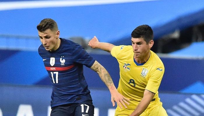 Сборная Франции: золотое поколение с тренером-рекордсменом, но у Украины будет шанс