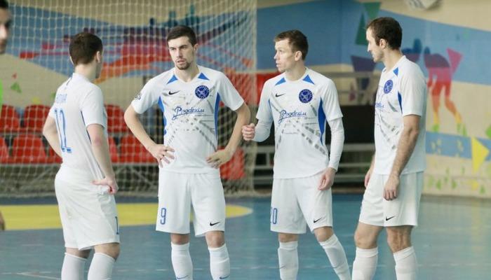 Продэксим разгромил Росарио из Северной Ирландии в футзальной ЛЧ. Херсонцы забили 28 голов