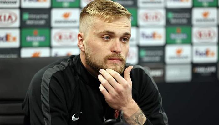 Вратарь Зари Шевченко: «У нас будет 90 минут, чтобы показать наш уровень»