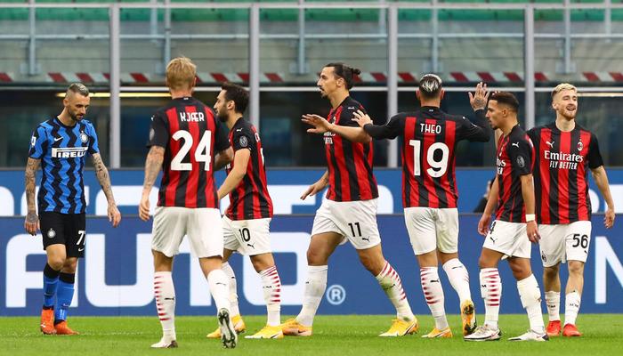 Милан - Лацио где смотреть видеотрансляцию матча
