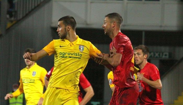 Олександрія в божевільному матчі з сімома голами і двома вилученнями обіграла Інгулець