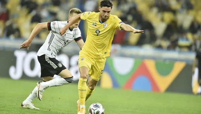 Украина - Германия