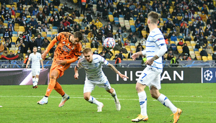 Ювентус - Динамо где смотреть онлайн видеотрансляцию матча