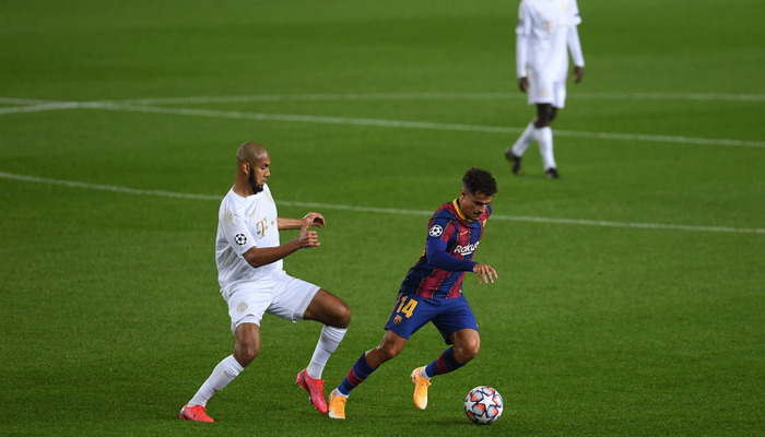 Барселона вдома розгромила Ференцварош, Харатін забив з пенальті