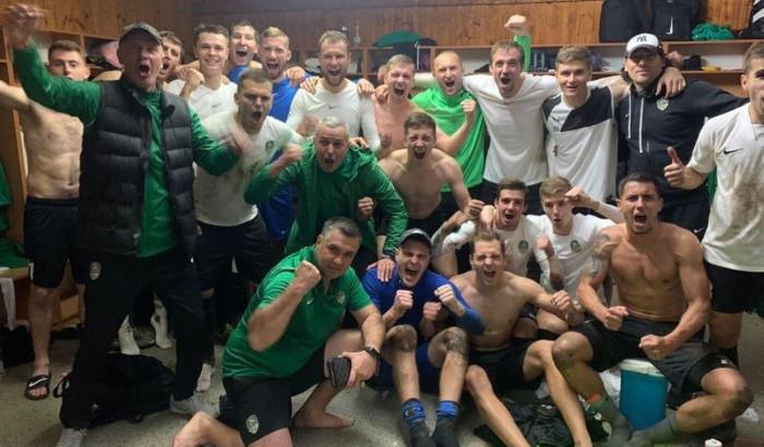 ВПК-Агро после трех недель перерыва обыграло Прикарпатье
