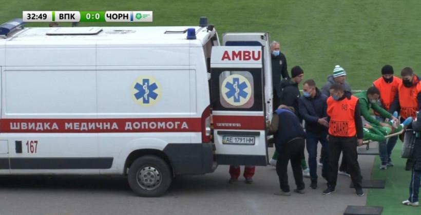 Черноморец минимально обыграл на выезде ВПК-Агро