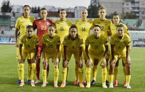Жіноча збірна України розгромно програла Іспанії у відборі на ЧС-2023