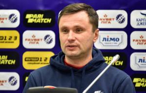 Остап Маркевич: «35 минут Мариуполь выдержал, но для таких серьезных игр необходимы опыт и квалификация»