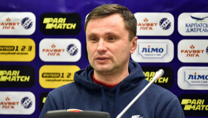 """Остап Маркевич – про нічию з Олімпіком: """"Будемо розмовляти з командою, будемо ставити питання"""""""