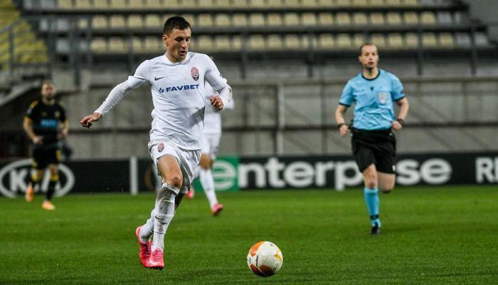 Кабаев — о матче с Брагой: «Хотелось бы на хорошей ноте закончить этот турнир»