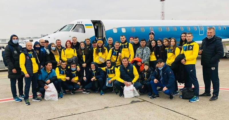 Молодежная сборная Украины по боксу заняла второе общекомандное место на ЧЕ-2020