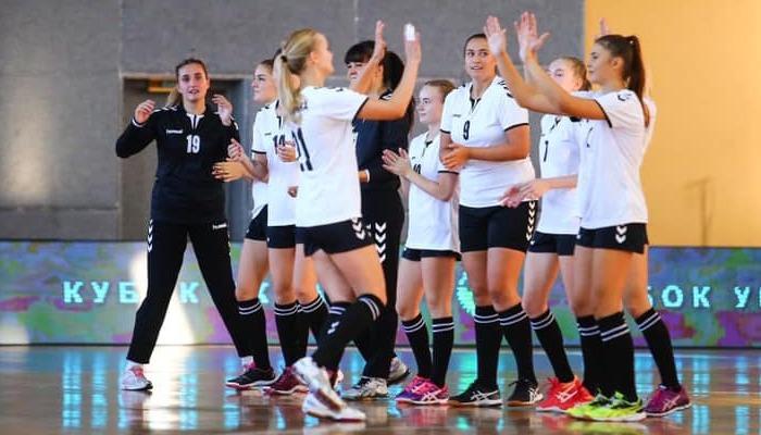 В матче женской Суперлиги произошла массовая драка с участием игроков Днепрянки и Реала (видео)