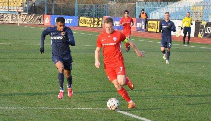 Нападающий Миная Нуриев признан лучшим игроком 10-го тура Favbet Лиги