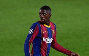 Барселона готова продлить контракт Дембеле до 2025 года