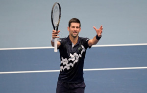 Перемога Джоковича над Звєрєвим в півфіналі US Open (відео)