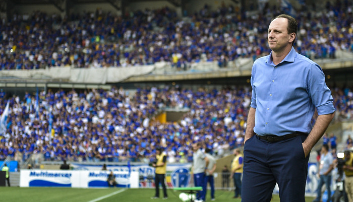 Рожерио Сени назначен главным тренером Фламенго