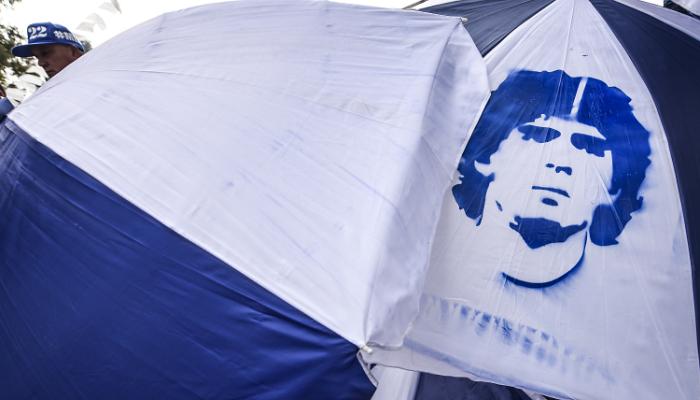 Тренерський штаб Марадони в Хімнасії пішов у відставку після його смерті