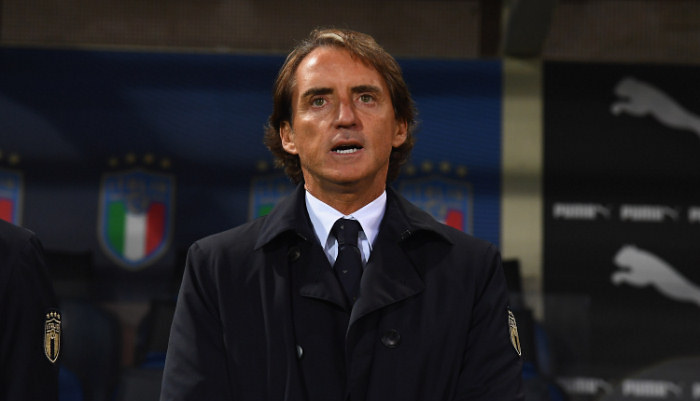 Федерация футбола Италии продлила контракт с Манчини до 2026 года
