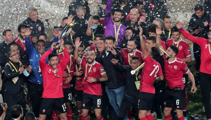 Аль-Ахли выиграл африканскую Лигу чемпионов