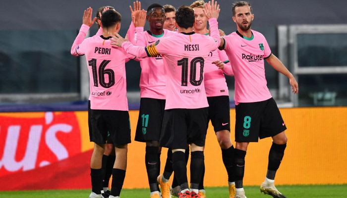 Барселона - Алавес где смотреть онлайн видеотрансляцию матча