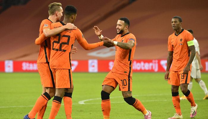 Нидерланды - Латвия где смотреть в прямом эфире трансляцию матча