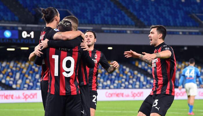 Кальяри - Милан где смотреть онлайн видеотрансляцию матча