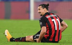 Ибрагимович больше не сыграет в этом сезоне из-за травмы колена