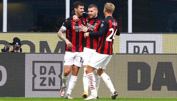 Милан - Ювентус где смотреть онлайн видеотрансляцию матча