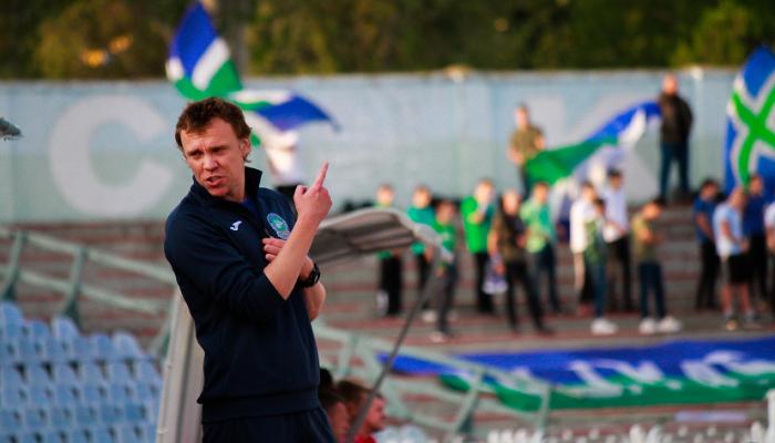 Кристал підтвердив відхід Валяєва з поста головного тренера