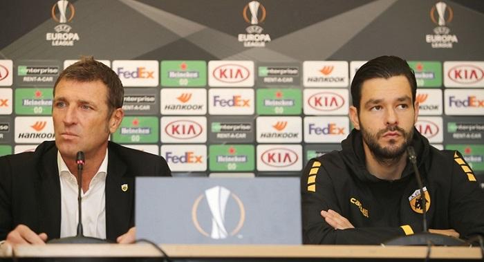 Шахов: «АЕК должен забыть первый матч с Зарей и сосредоточиться на завтрашней игре»
