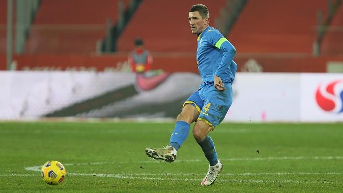 Швейцария — Украина: прогноз матча Лиги наций