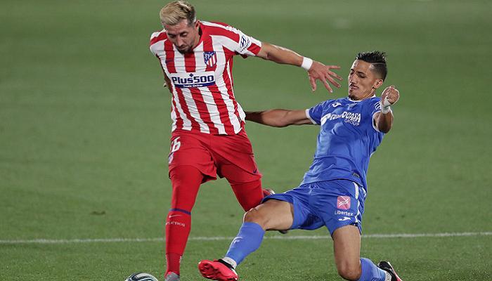 Півзахисник Атлетико Еррера травмувався і може пропустити місяць