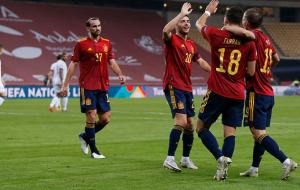 Евро-2020: 60-летний рекорд результативности и судейская благосклонность к Испании