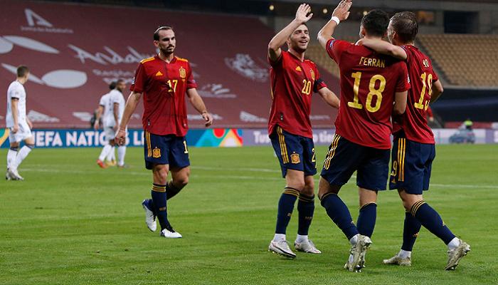 Испания - Польша где смотреть трансляцию матча Евро-2020