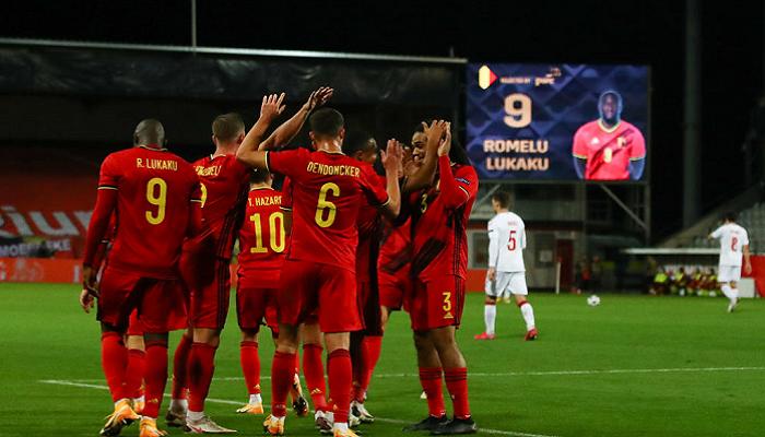 Бельгія оголосила склад на Євро-2020