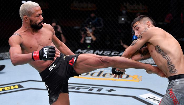 Фігейредо переміг Переса і відстояв свій титул чемпіона UFC в найлегшій вазі
