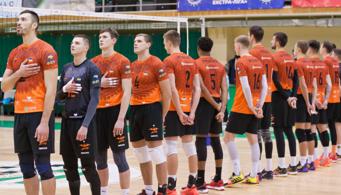 Барком-Кажаны выиграли Суперкубок Украины по волейболу