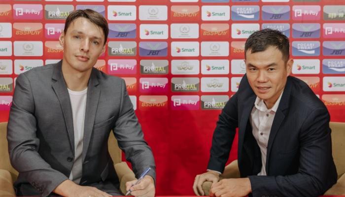 Українець Старинський знову очолив клуб в Камбоджі
