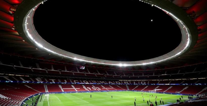 Атлетико Барселона трансляция матча
