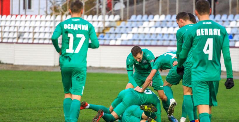 Альянс мінімально переміг Оболонь. Команда з Липової Долини не програє дев'ять матчів поспіль