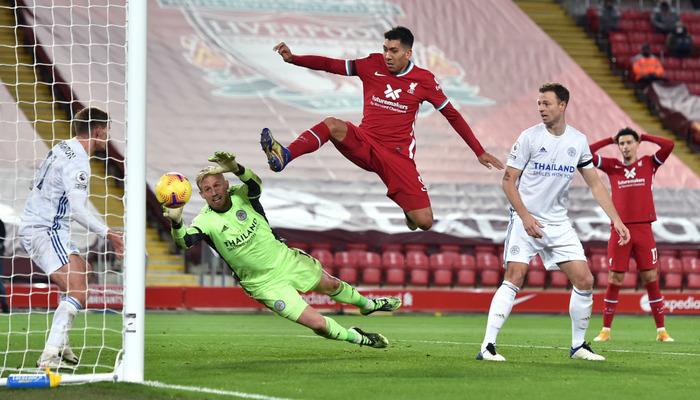Ливерпуль уверенно разбил Лестер и вышел на второе место в АПЛ