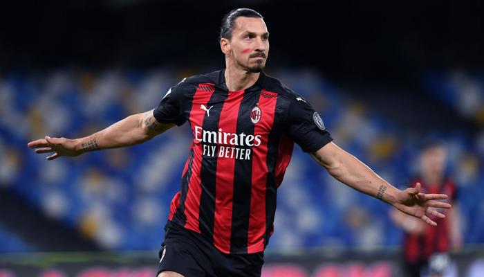 Ібрагімович першим в історії Мілана забив у восьми матчах Серії А поспіль