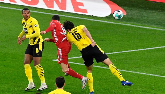 Бавария — Боруссия Д: прогноз матча чемпионата Германии