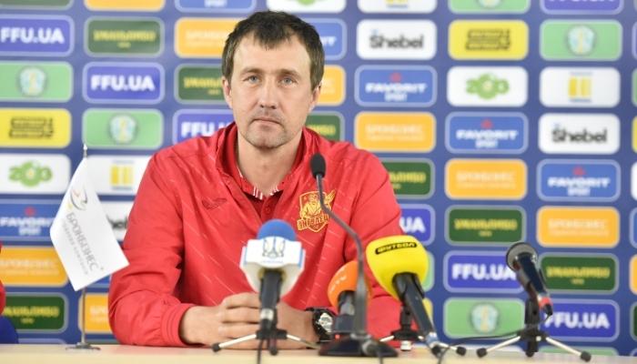 Лавриненко: «В матче с Динамо сознательно дали возможность части игроков отдохнуть, чтобы они не заработали дисквалификацию»