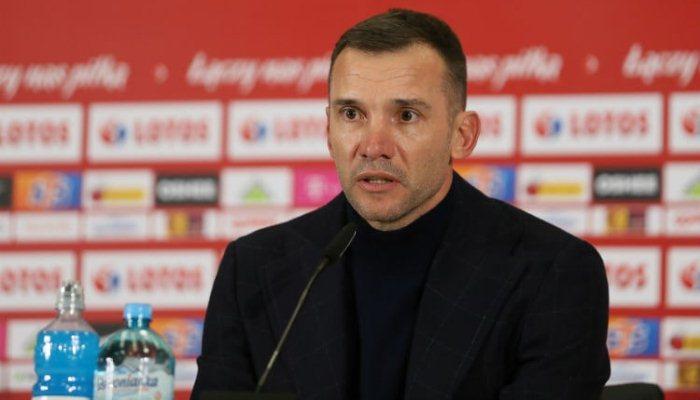 Шевченко: Не собираюсь комментировать решение УЕФА, мы не несем ответственности за результат