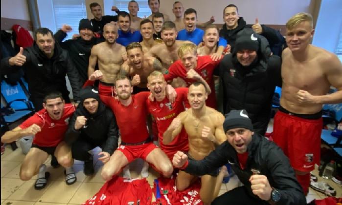 Шестаков, Щебетун, Одарюк и вся сборная 14-го тура Первой лиги